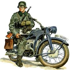 Masterbox German Infantry 1945 Panzerfaust MG Ausrüstung 1:35 General Rommel kit