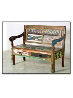 SIT Möbel Sitzbank Riverboat kaufen im borono Online Shop