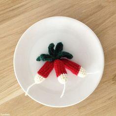 Couture, Knit Crochet, Creations, Fruit, Knitting, Ethnic Recipes, Blog, Diy, Amigurumi