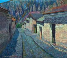 07e51db5a8d3 Las 60 mejores imágenes de José Malanca-Pintor argentino