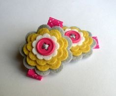 hair clip by Dindabell