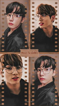 """ simple hd wallpaper ⋆ rt if saved ⋆ fav if liked ⋆ screenshot if used -śwa🐬 Yes i am jungkook with glasses enthusiast"" Foto Jungkook, Foto Bts, Bts Taehyung, Namjoon, Jungkook Oppa, Bts Photo, Rapper, V Bts Cute, Bts Aesthetic Pictures"