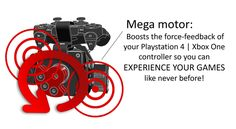 MEGA-one™   INSANE PlayStation 4   Xbox One Controller MOD by Invexiion Labs — Kickstarter