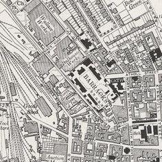 Perth Ordnance Survey Six-inch 1938