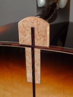 New Pellerin Guitars Jumbo Sunburst - Acoustic Guitar - Wenge Bindings Basic Guitar Lessons, Guitar Lessons For Beginners, Classical Acoustic Guitar, Acoustic Guitars, Guitar Inlay, Types Of Guitar, Birdseye Maple, Guitar Neck, Audio Design