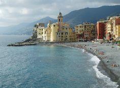 """""""Camogli"""" della turistapercaso Valca (Italy, Liguria)"""