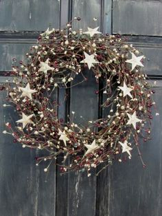 24 Whimsical Handmade Christmas Wreath Ideas | Daily source for inspiration and fresh ideas on Architecture, Art and Design