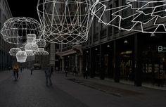 mario nanni lighting installations - Google Search