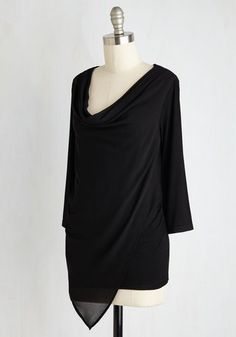 Vital Wave Top | Mod Retro Vintage Short Sleeve Shirts | ModCloth.com
