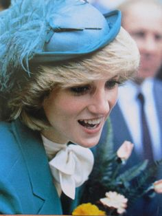 November 1, 1983: Princess Diana opens the North Wing at London Chest hospital…