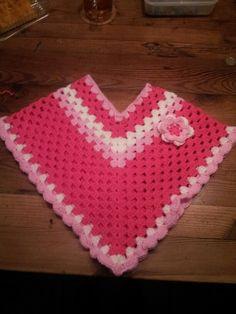 97 Beste Afbeeldingen Van Kinder Poncho Crochet Shawl Crochet For