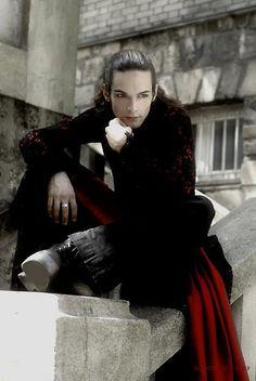 Masculine Romantic Goth