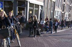 Peak Hour Prinsengracht photo | 23 Photos Of Amsterdam