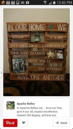 Totally want to do this for the house :)
