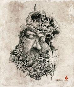 Les fabuleuses illustrations de DZO