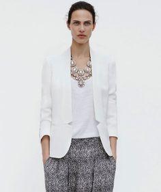 Zara Lookbook June 2012