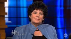 Dr Phil: My Mother Chose Her Catfish Over Her Family - January 20, 2014...!!!!!! Omggggggg..I am absolutely astonished at the STUPIDITY of this woman, for deleting her family's inheritance, and giving $400,000 plus dollars, to a man she NEVER even saw, or knew, ONLINE !!!!!! WTF???