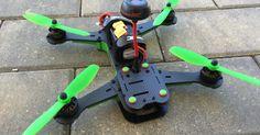 The Vortex 250 is the Lamborghini of racing drones | TechCrunch