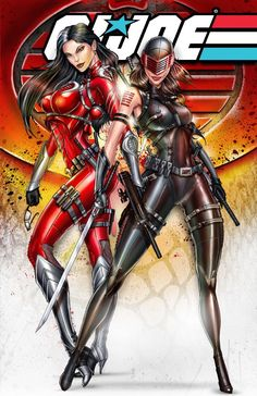 New Maxim May Jane Cover. Come by my booth in artist alley at and say hi. Also check out my website at… Marvel Girls, Comics Girls, Marvel Heroes, Marvel Dc, Marvel Comics, Baroness Gi Joe, Snake Eyes Gi Joe, Comic Books Art, Comic Art