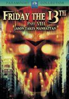 Friday The 13th - Part 8 - DVD - Elokuvat - CDON.COM