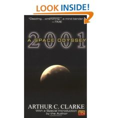 2001: A Space Odyssey by Arthur Clarke
