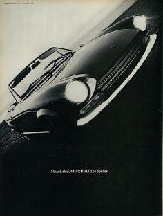 1968 Fiat 124 Spider