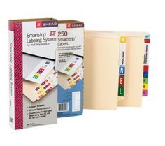 Smead Smartstrip Labeling System. Was $45.49. NOW $22.75