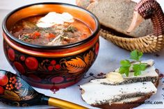 Borsch – The Russian Beetroot Soup - Powered by @ultimaterecipe