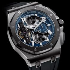 Audemars Piguet Royal Oak Offshore Tourbillon Chronographe @DestinationMars