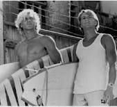 """From the late 80's movie, """"North Shore."""" - Characters, Turtle & Rick Kane. ... John Philbin """"Turtle"""" still surfs! Would love my son to take a Costa Rica trip with him, if I could tag along of course. :)"""