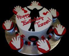 Michael Jackson Themed Birthday Ii on Cake Central