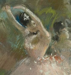 Edgar Degas - Detail