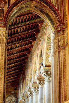 Duomo di Monreale - Palermo, Sicily