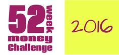 52 Week Money Challenge 2016 Printable – Are You Game? Baby Afghan Patterns, Baby Afghan Crochet, 52 Week Money Challenge, Ways To Save Money, Saving Money, Finance, Challenges, Printables, Games