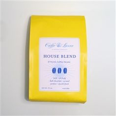 Caffe Luxe House Blend Coffee