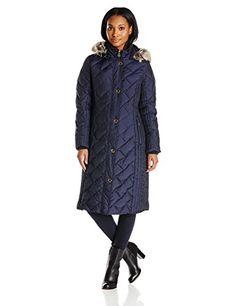 Anne Klein Women's 42-Inch Long Down Maxi Coat - http://darrenblogs.com/2016/01/anne-klein-womens-42-inch-long-down-maxi-coat/