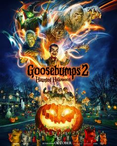 [Trailer] Trick or Treat with Slappy in GOOSEBUMPS 2: HAUNTED HALLOWEEN