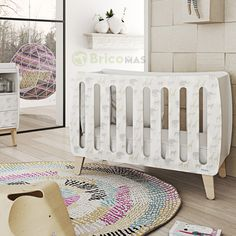 Cuna bebe Micuna Harmony Single - Bricomas