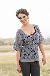 Ravelry: Lady Grey Tunic pattern by Anniken Allis