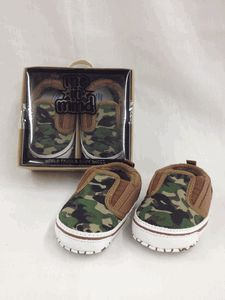 Me In Mind Camo Baby Shoes