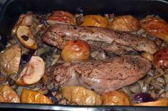 O friptură de porc pentru o masă festivă. Nu este o singură friptură, ci mai multe, însă toate au același numitor: porcul. Pork Recipes, Pot Roast, Steak, Special Occasion, Meals, Ethnic Recipes, Pork, Carne Asada