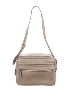 Bally Pulitzer Messenger Bag