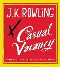 The Casual Vacancy | 1-7-13