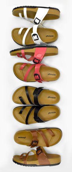 3fc7ecd19b06 Dart - women s strappy sandals - HL1203 - Original Aerosoft