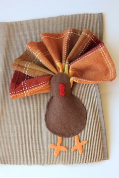 turkey placemat 23