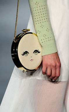 Expressive Crossbody Bags from Best Accessories at New York Fashion Week Spring 2016  Erin Fetherston