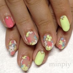 minpiy #nail #nails #nailart