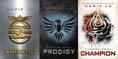 Legend trilogy by Marie Lu One of the best series I've ever read! Amazing!!!!!