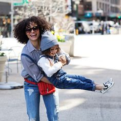 @guess girls. Don't forget to stop by the blog today if you wanna learn 5 easy tricks to taking better photos scoutthecity.com. Photo cred: @lydiahudgens #loveyourcurls #loveguess