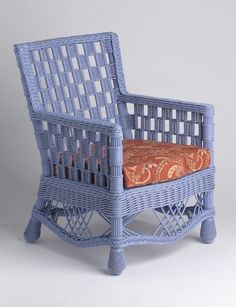 Diligent Antique Woven Chair Antique Furniture